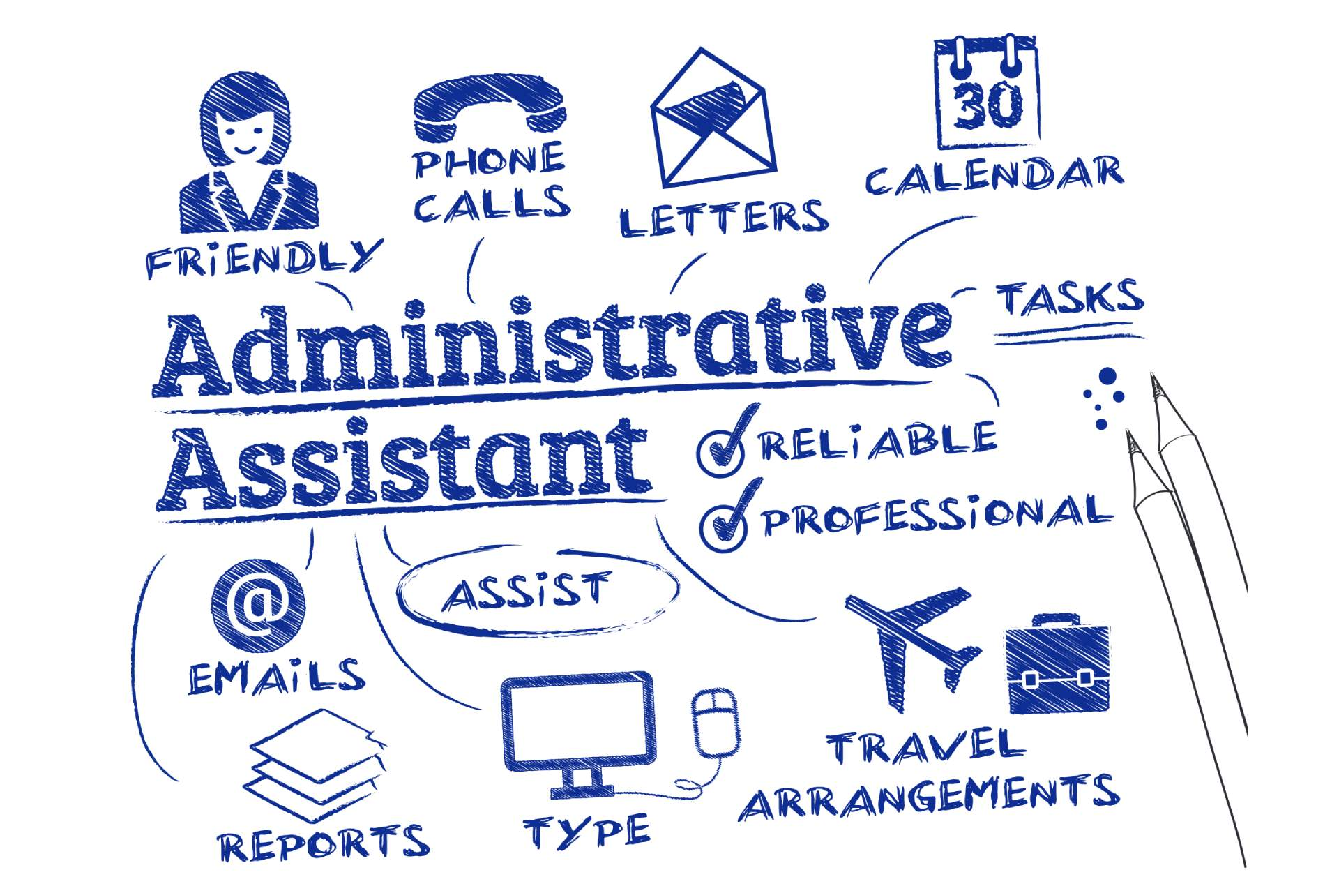 Looking for Administrative Assistance?